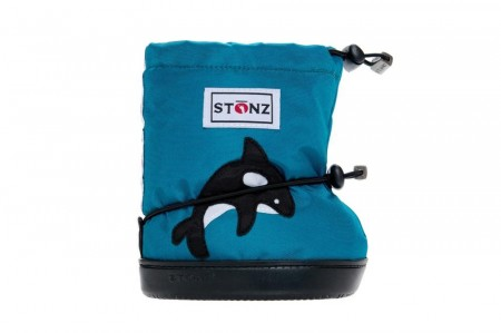 Stonz Toddler Booties (str L) - Orca