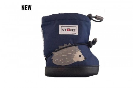 Stonz Toddler Booties (str M og L)- Hedgehog