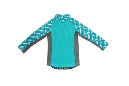 Stonz Soloverdel- Teal/surfboard