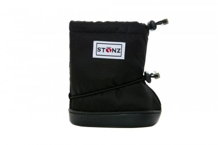 Stonz Toddler Booties (str M og L)- Black
